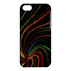 Neon Twist Apple iPhone 5C Hardshell Case
