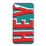 HEY Apple iPhone 4/4s Seamless Case (Black) Front