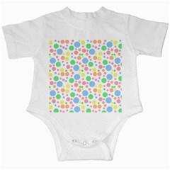 Pastel Bubbles Infant Bodysuit