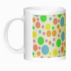Pastel Bubbles Glow In The Dark Mug