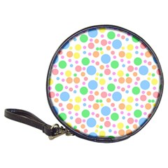 Pastel Bubbles Cd Wallet