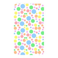 Pastel Bubbles Memory Card Reader (Rectangular)