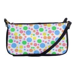 Pastel Bubbles Evening Bag