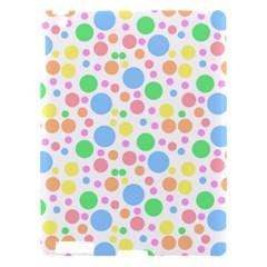 Pastel Bubbles Apple iPad 3/4 Hardshell Case