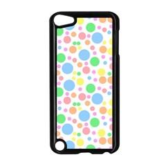 Pastel Bubbles Apple iPod Touch 5 Case (Black)