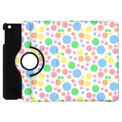 Pastel Bubbles Apple Ipad Mini Flip 360 Case
