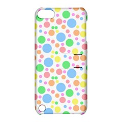 Pastel Bubbles Apple Ipod Touch 5 Hardshell Case With Stand