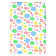 Pastel Bubbles Removable Flap Cover (Small)