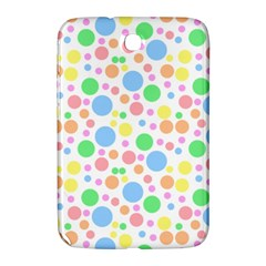 Pastel Bubbles Samsung Galaxy Note 8 0 N5100 Hardshell Case