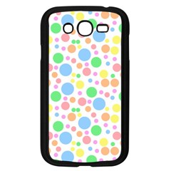 Pastel Bubbles Samsung Galaxy Grand DUOS I9082 Case (Black)