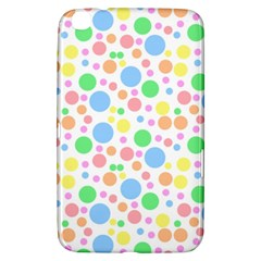 Pastel Bubbles Samsung Galaxy Tab 3 (8 ) T3100 Hardshell Case