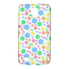 Pastel Bubbles Samsung Galaxy S4 Active (i9295) Hardshell Case