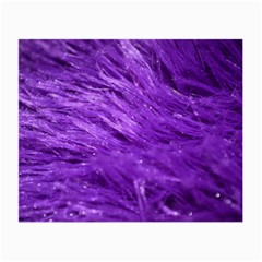 Purple Tresses Glasses Cloth (Small, Two Sided)