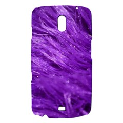 Purple Tresses Samsung Galaxy Nexus i9250 Hardshell Case