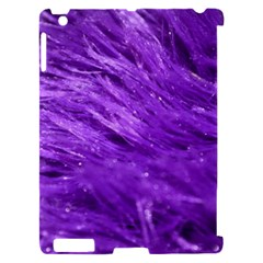Purple Tresses Apple iPad 2 Hardshell Case (Compatible with Smart Cover)