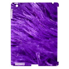 Purple Tresses Apple iPad 3/4 Hardshell Case (Compatible with Smart Cover)