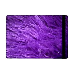 Purple Tresses Apple iPad Mini Flip Case