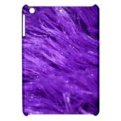 Purple Tresses Apple iPad Mini Hardshell Case
