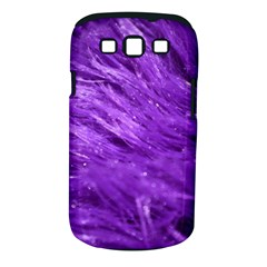 Purple Tresses Samsung Galaxy S III Classic Hardshell Case (PC+Silicone)
