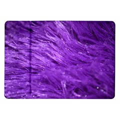 Purple Tresses Samsung Galaxy Tab 10 1  P7500 Flip Case