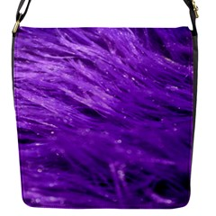 Purple Tresses Removable Flap Cover (Small)