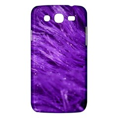 Purple Tresses Samsung Galaxy Mega 5.8 I9152 Hardshell Case