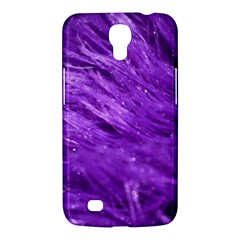 Purple Tresses Samsung Galaxy Mega 6 3  I9200 Hardshell Case