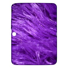 Purple Tresses Samsung Galaxy Tab 3 (10.1 ) P5200 Hardshell Case