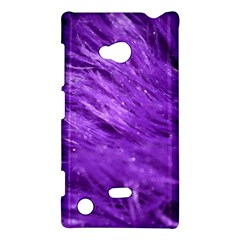 Purple Tresses Nokia Lumia 720 Hardshell Case