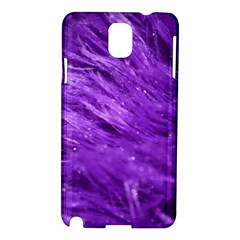 Purple Tresses Samsung Galaxy Note 3 N9005 Hardshell Case
