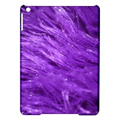 Purple Tresses Apple iPad Air Hardshell Case