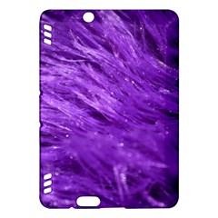 Purple Tresses Kindle Fire HDX 7  Hardshell Case