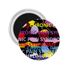 Chronic Pain Syndrome 2.25  Button Magnet