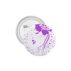Purple Woman of Chronic Pain 1.75  Button