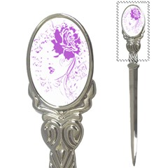 Purple Woman of Chronic Pain Letter Opener