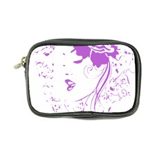 Purple Woman Of Chronic Pain Coin Purse