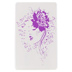 Purple Woman of Chronic Pain Kindle Fire Hardshell Case