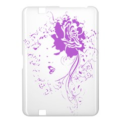 Purple Woman of Chronic Pain Kindle Fire HD 8.9  Hardshell Case
