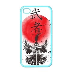 The Warrior Apple Iphone 4 Case (color)