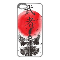 The Warrior Apple iPhone 5 Case (Silver)