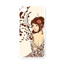 Come To Life Apple Iphone 4 Case (white)