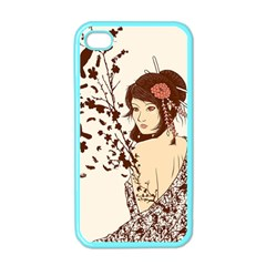Come To Life Apple Iphone 4 Case (color)