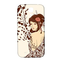 Come to life Samsung Galaxy S4 I9500/I9505  Hardshell Back Case