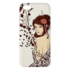 Come to life iPhone 5S Premium Hardshell Case