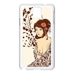 Come To Life Samsung Galaxy Note 3 N9005 Case (white)