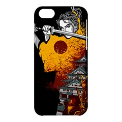 Samurai Rise Apple iPhone 5C Hardshell Case