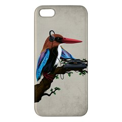 Tropicla Sounds iPhone 5S Premium Hardshell Case