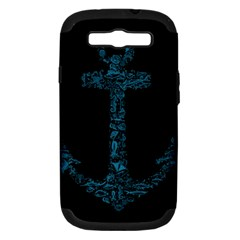 Swimmers Samsung Galaxy S Iii Hardshell Case (pc+silicone)
