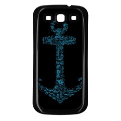 Swimmers Samsung Galaxy S3 Back Case (Black)