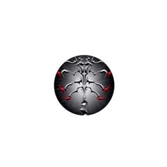 Scorpion 1  Mini Button